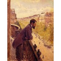 The Man on the Balcony 2