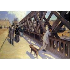 The Pont du Europe