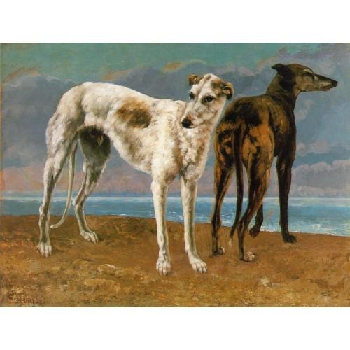 Count de Choiseul's Greyhounds