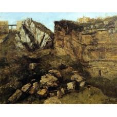 Crumbling Rocks