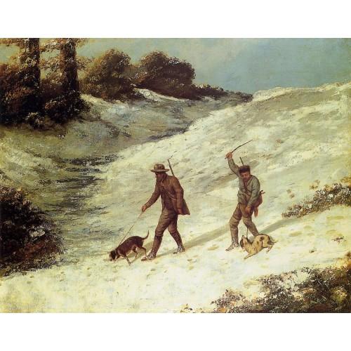 Poachers in the Snow