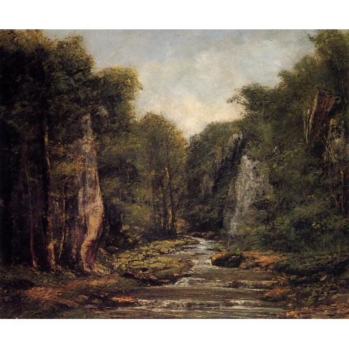 The River Plaisir Fontaine