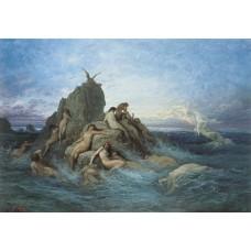 Les Naiades de la mer
