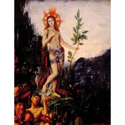 Apollo and the Satyrs
