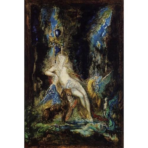 Fairy and Griffon