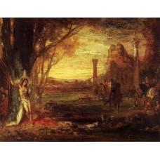 Saint Sebastian and His Executioners