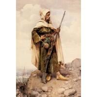 An Arab Soldier