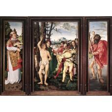 St Sebastian Altarpiece