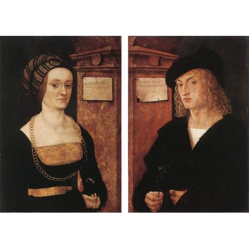 Barbara and Hans Schellenberger