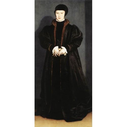 Christina of Denmark Ducchess of Milan