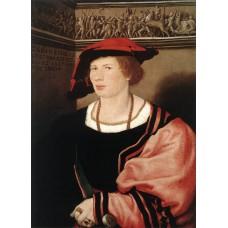 Portrait of Benedikt von Hertenstein