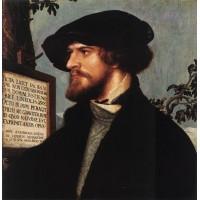 Portrait of Bonifacius Amerbach