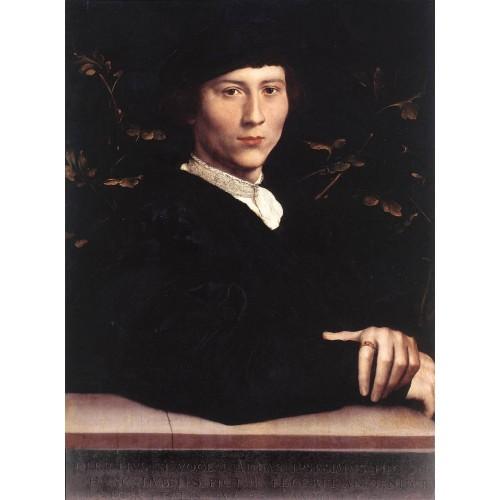 Portrait of Derich Born