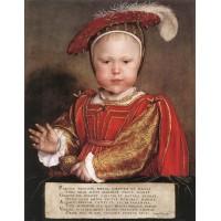Portrait of Edward Prince of Wales