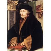 Portrait of Erasmus of Rotterdam 1