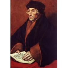 Portrait of Erasmus of Rotterdam 2