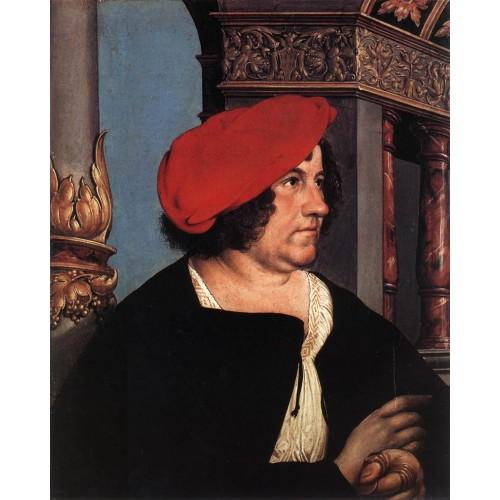 Portrait of Jakob Meyer zum Hasen