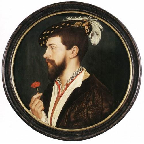 Portrait of Simon George
