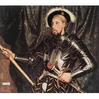 Portrait of Sir Nicholas Carew