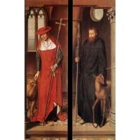 Passion Altarpiece (closed)