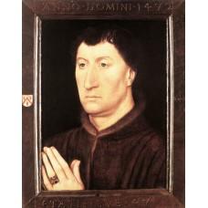 Portrait of Gilles Joye