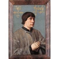 Portrait of Jacob Obrecht