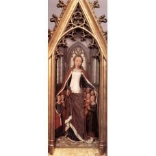 St Ursula Shrine St Ursula anad the Holy Virgins