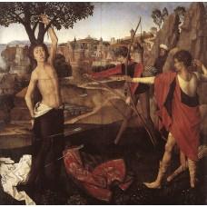 The Martyrdom of St Sebastian