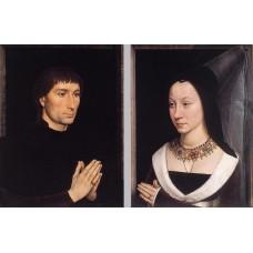 Tommaso Portinari and his Wife