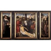 Triptych of Adriaan Reins
