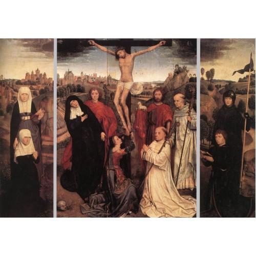 Triptych of Jan Crabbe