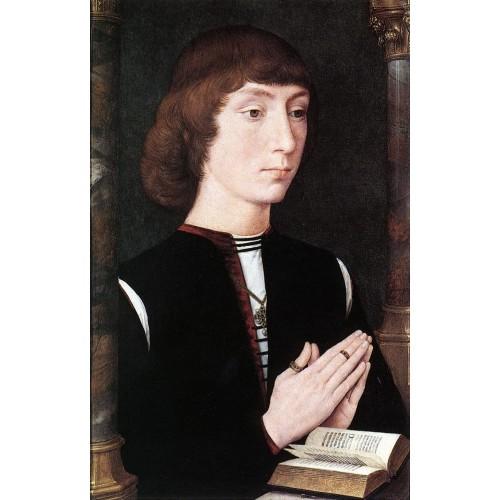 Young Man at Prayer