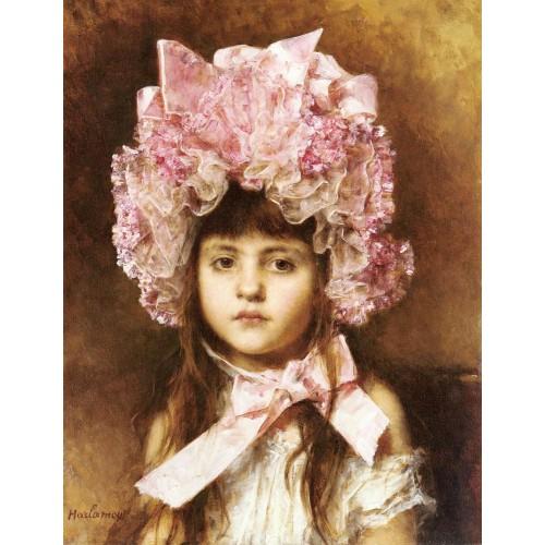 The Pink Bonnet