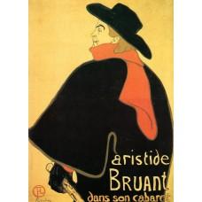 Aristide Bruant Dans Son Cabaret