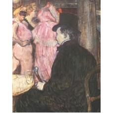 Maxime de Thomas at the Opera Ball