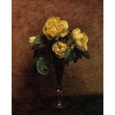 Fleurs Roses Marechal Neil