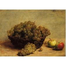 Raisin et Pommes d'Api