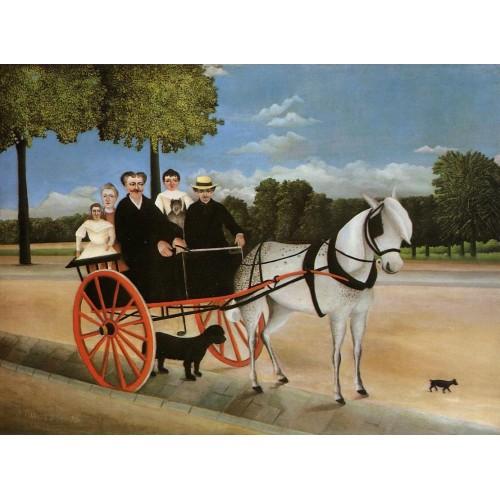Old Junior's Cart