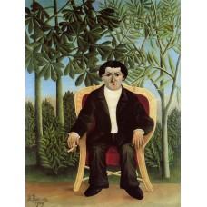 Portrait of Joseph Brummer