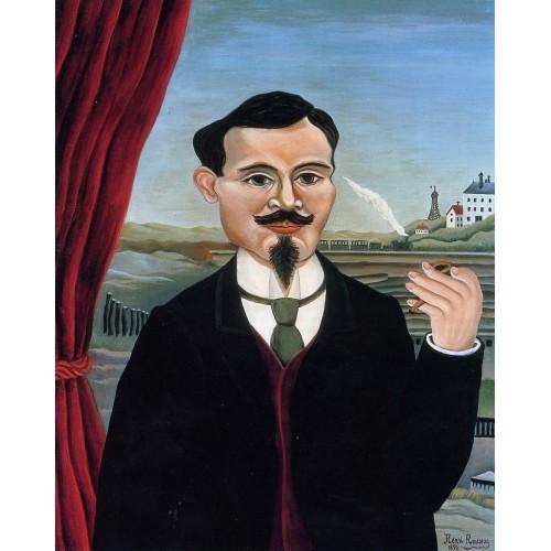 Portrait of Leon Paul Fargue