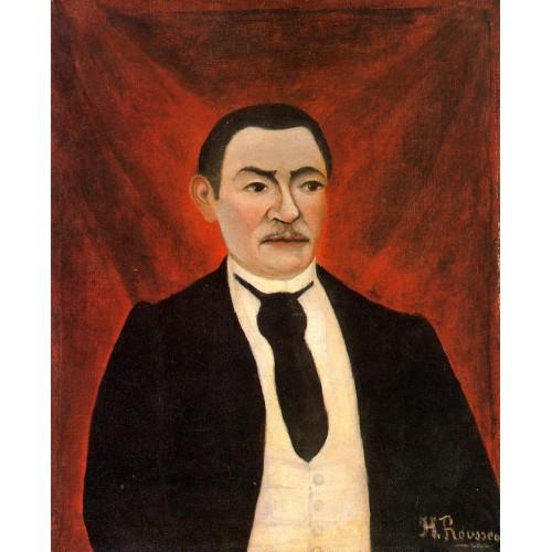 Portrait of Monsieur S