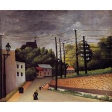 View of Malakoff