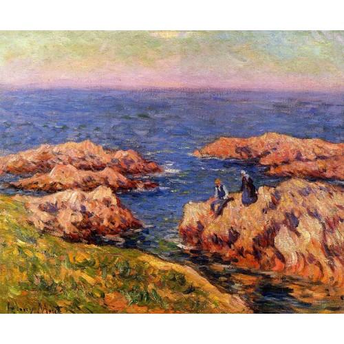 Rocky Coast Brittany