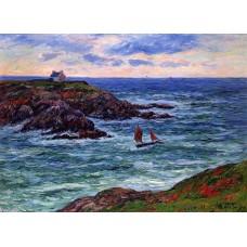 Seascape Doelan Brittany