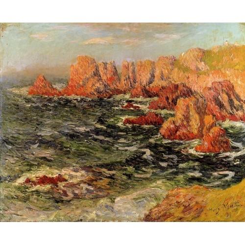 The Breton Coast 1