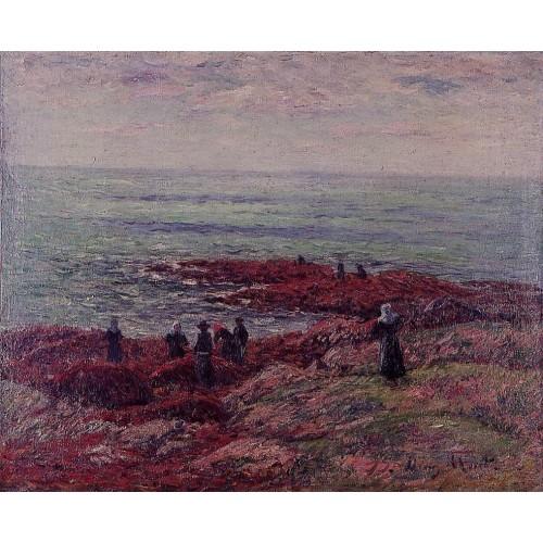 The Breton Coast 2