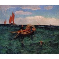 The Breton Sea