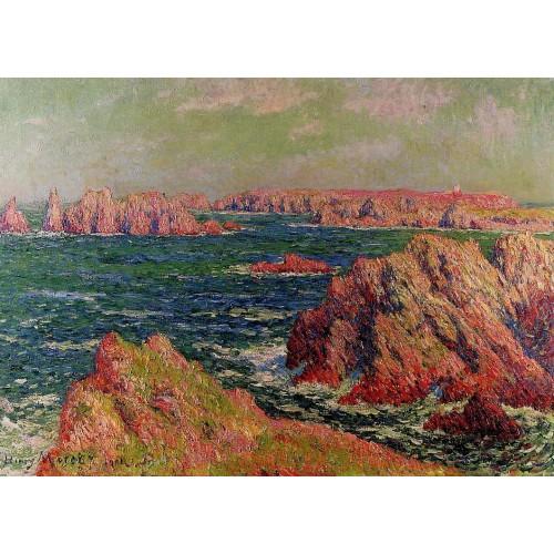 The Cliffs at Belle Ile