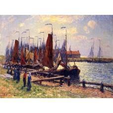 The Port of Volendam