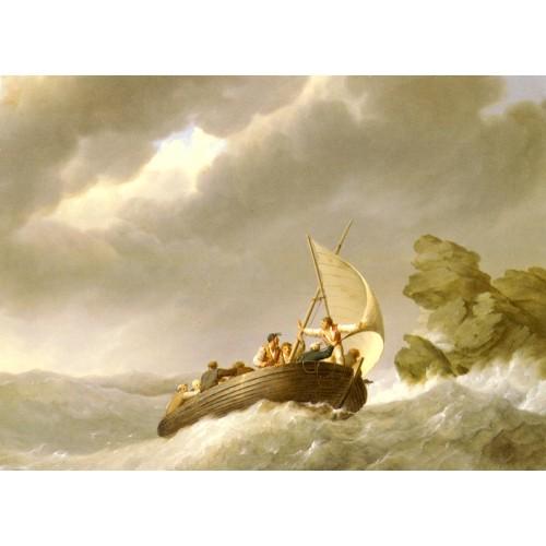 Sailing The Stormy Seas